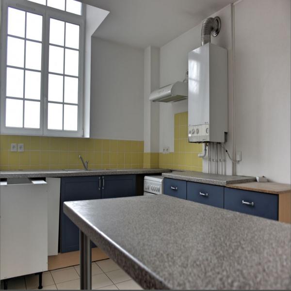 Offres de vente Appartement Mirecourt 88500