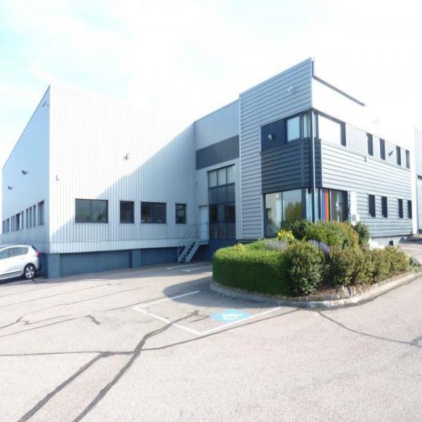Location Immobilier Professionnel Bureaux Heillecourt 54180
